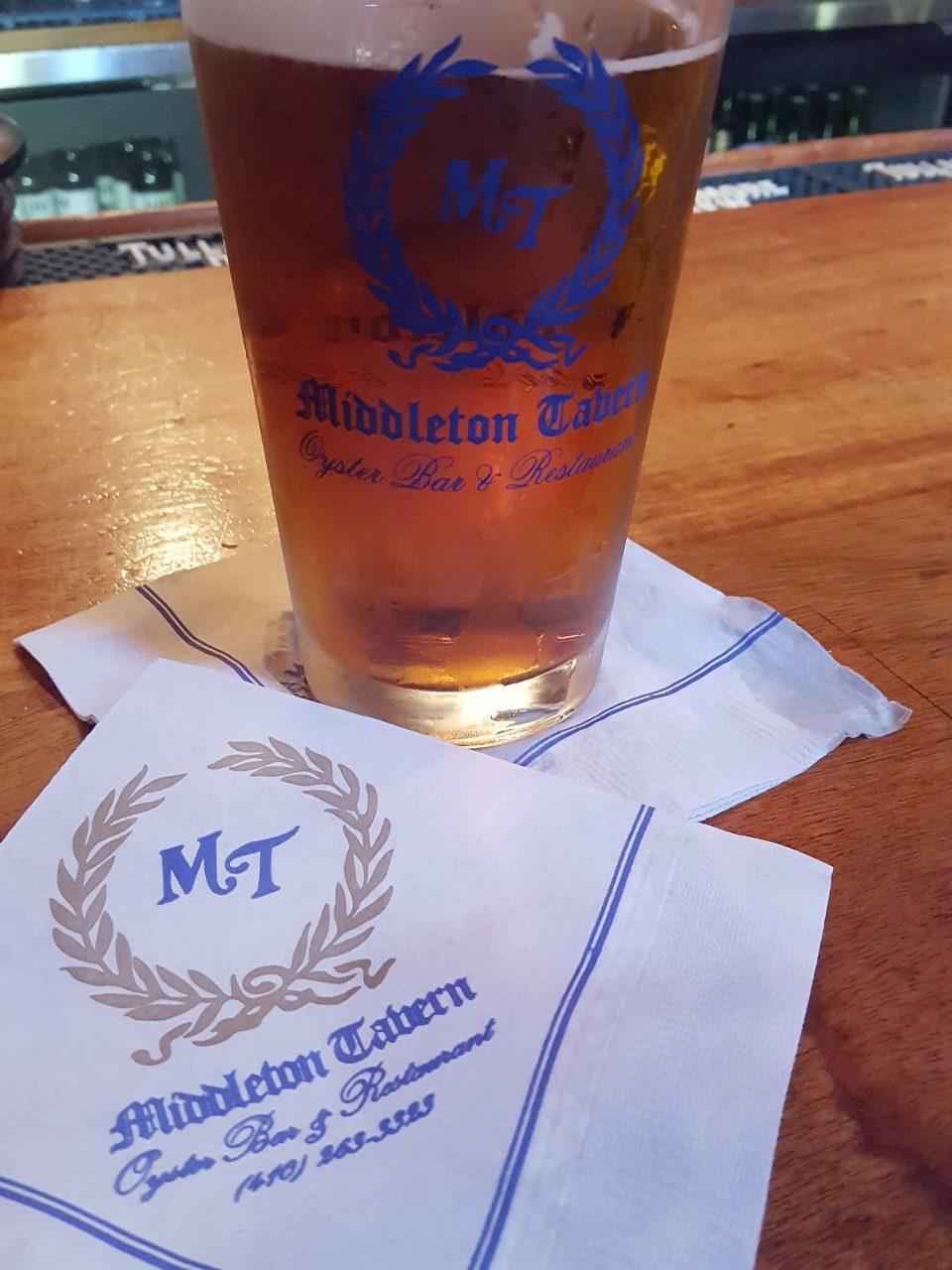 Middleton Tavern established in 1750, the oldest tavern/bar in Maryland.