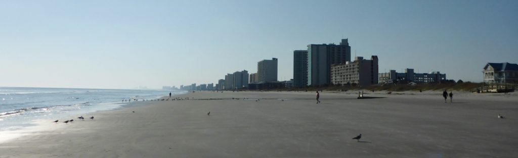 North Myrtle Beach.