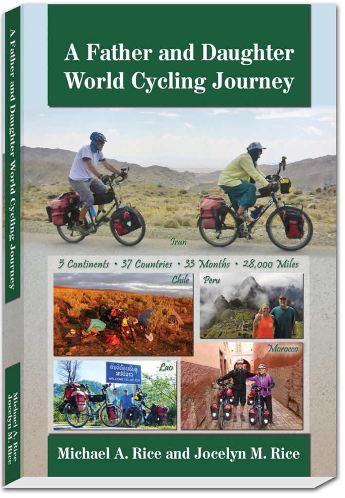A Father and Daughter World Cycling Journey